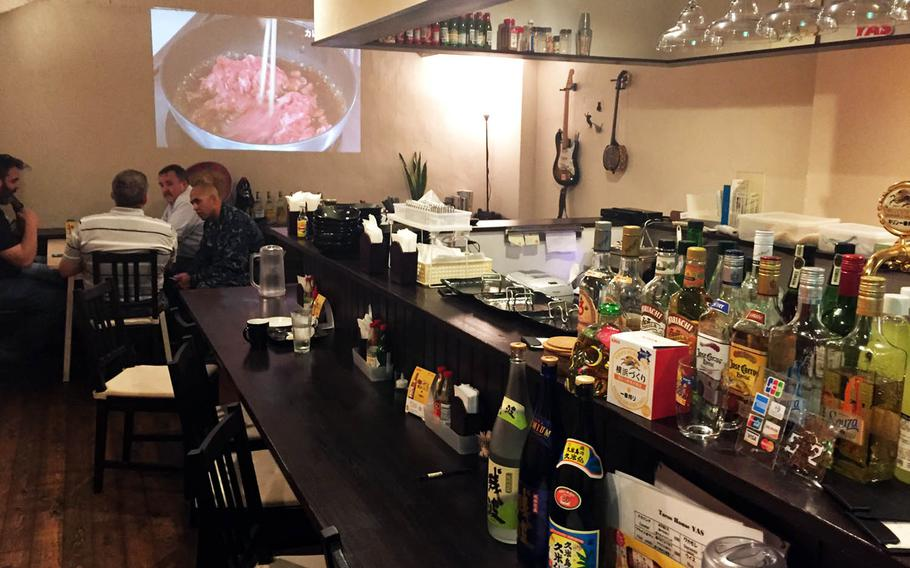 Tacos House YAS in Yokosuka, Japan, offers a small simple menu that focuses on fresh ingredients and basic meal sets.