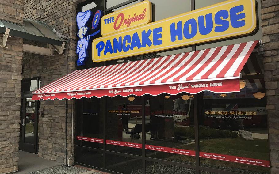 The Original Pancake House, which has two restaurants in Seoul, opened its third South Korean diner inside the new bus station on the recently expanded Army garrison in March.