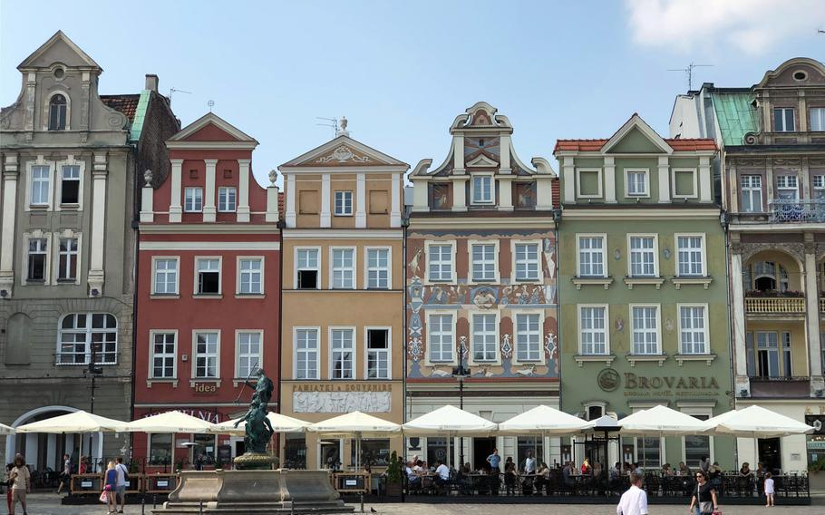 The Brovaria in Poznan, Poland, brews its own beer and offers a full bar, restaurant and even has its own 21 room hotel.