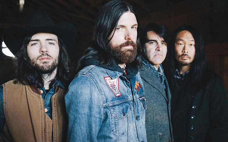 Grammy Award-nominated folk-rockers The Avett Brothers, from left: Scott Avett, Seth Avett, Bob Crawford and Joe Kwon, have again teamed with soft drink brand Cheerwine for the Legendary Giveback II. The concert, a fundraiser for three charities, including military nonprofit Operation Homefront, will be staged on Thursday night, Nov. 14, in North Charleston, S.C.
