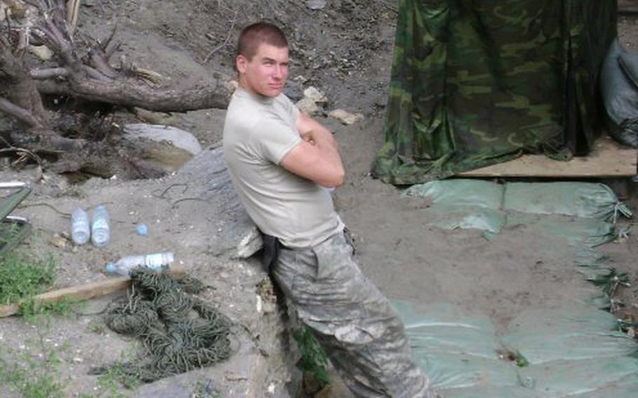 Sgt. Kyle J. White will receive the Medal of Honor on May 13, 2014.