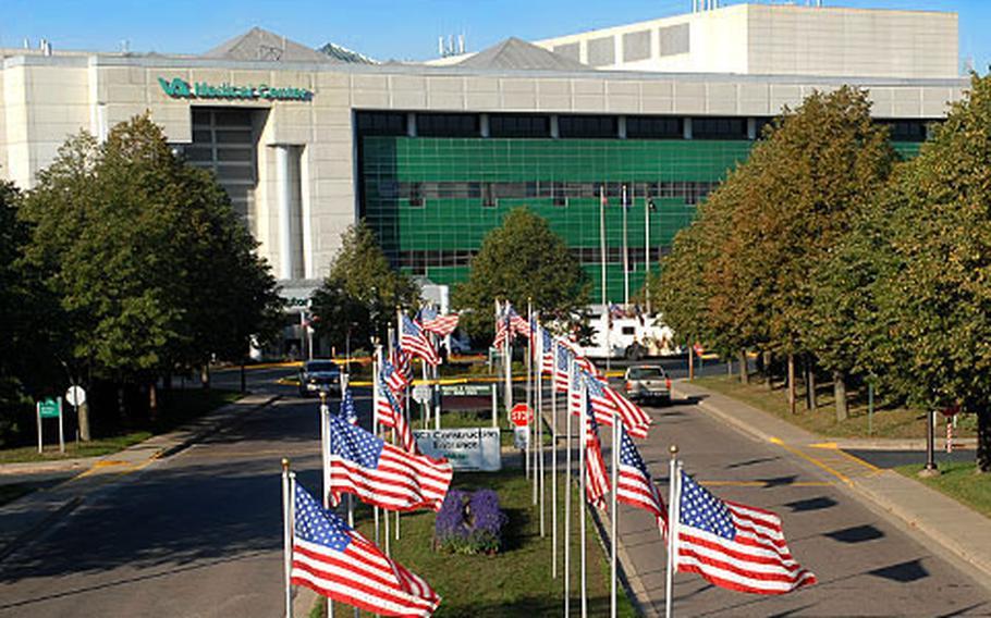 The Minneapolis VA Medical Center