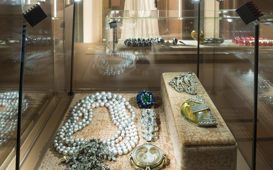 Diamonds and pearls proliferate in fabulous pieces at Vicenza's Jewelry Museum.