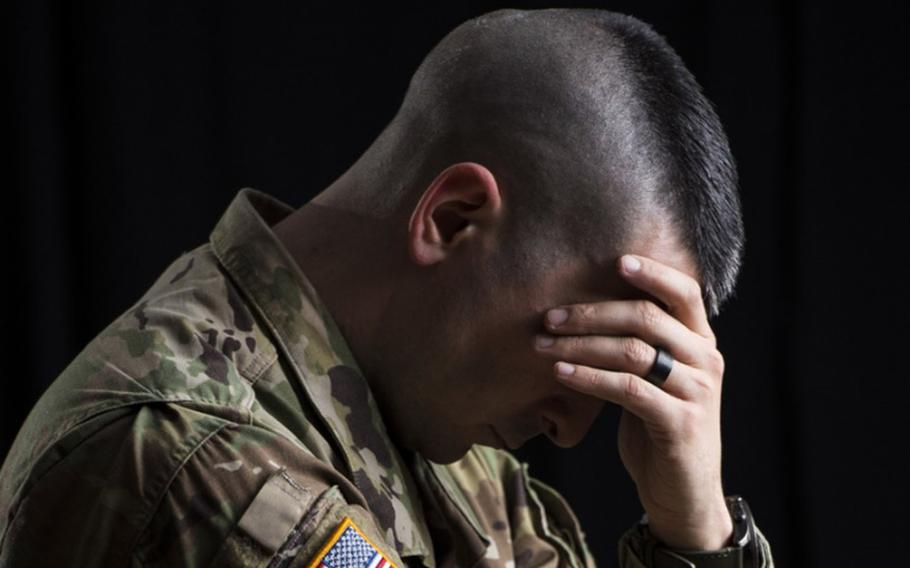 The VA released its newest National Suicide Data Report on Monday, which includes data from 2005 through 2015. Veteran suicide rates are still higher than the rest of the population, particularly among women.