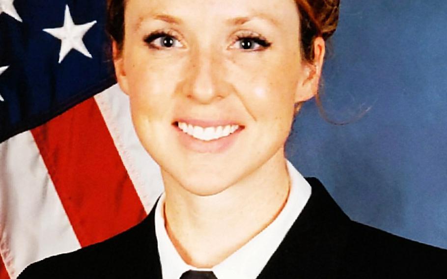 Navy Chief Cryptologic Technician (Interpretive) Shannon M. Kent.