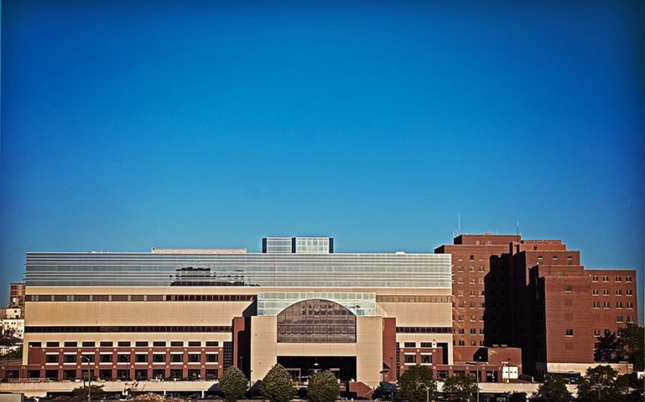 Richard L. Roudebush Veterans Affairs Medical Center, Indianapolis.