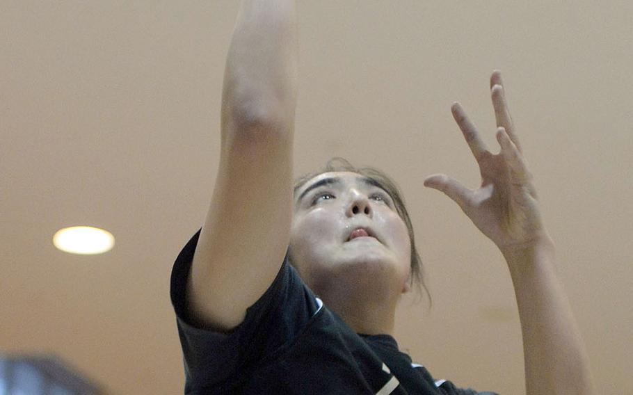 All-Far East senior Jessica Atkinson returns at center for defending Far East Division II champion Zama.