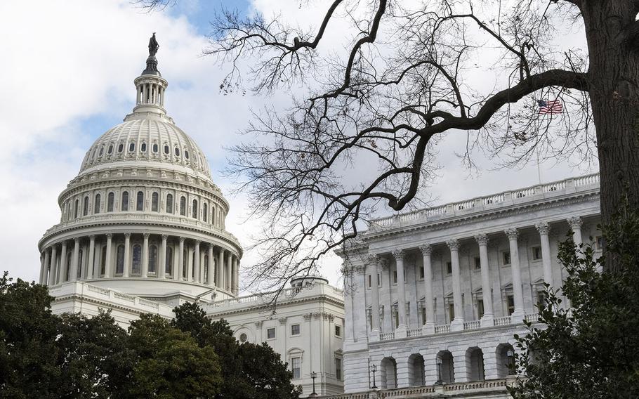 The U.S. Capitol, on Jan. 28, 2020.