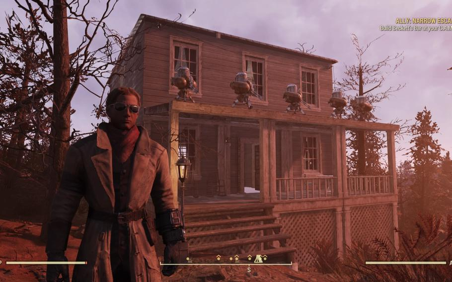 Wastelanders takes place one year after Fallout 76 and breathes new life into the game with a new story quest and unique companions.
