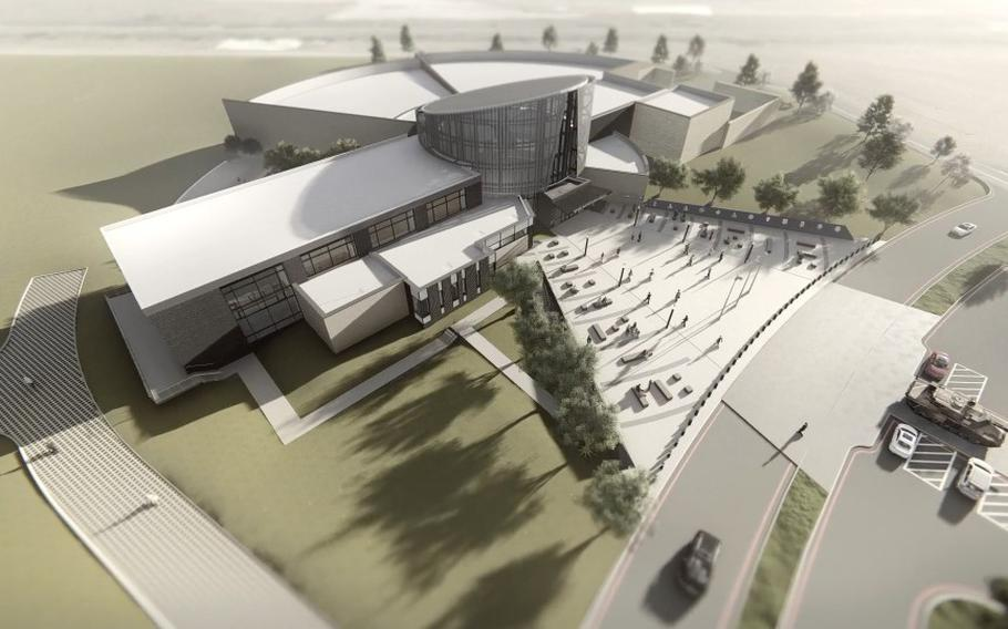 The National Mounted Warrior Museum is expected to open at Fort Hood, Texas, in 2022. Construction could begin as early as September.