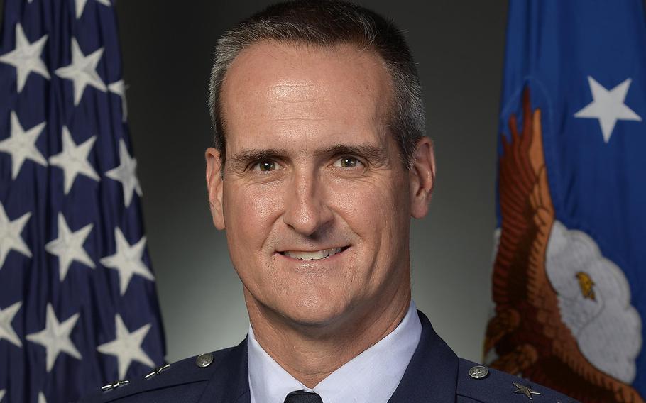 Maj. Gen. Peter Gersten