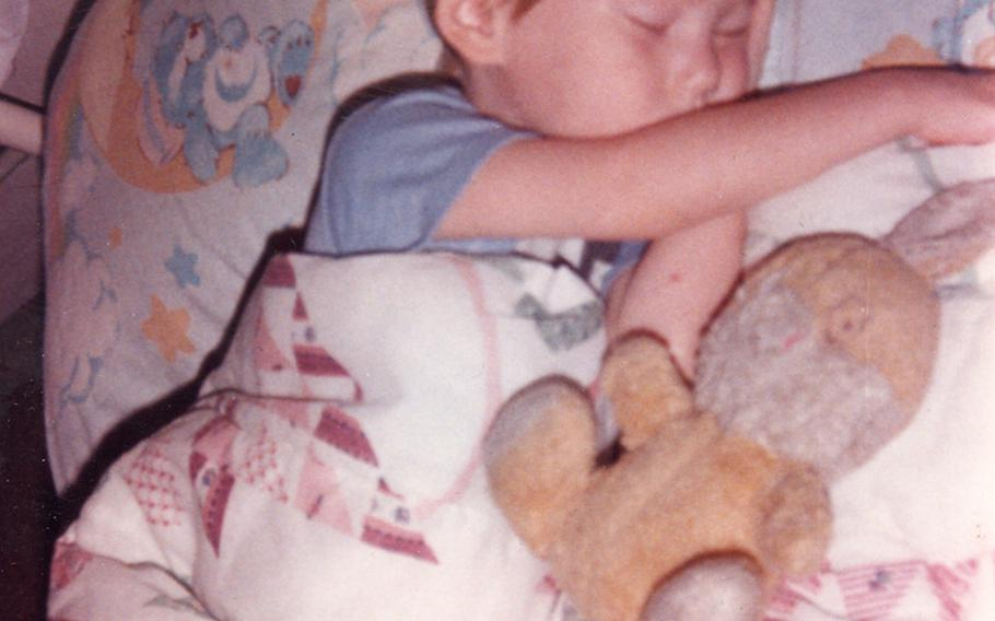 Jonathan's prized possession as a young child was a stuffed animal he called Bunny. His mother buried him with it after he killed himself at age 23.