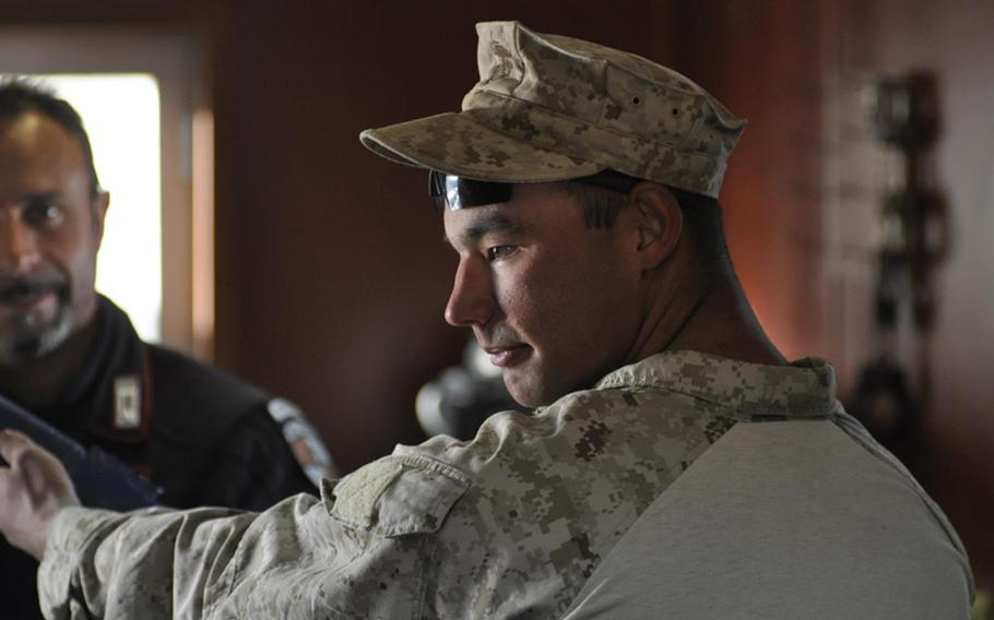 """""""The longer I'm in Afghanistan, the better,"""" said Lance Cpl. John White, of Calistoga, Calif. """"My job is to be deployed, not sit in the States doing nothing."""""""