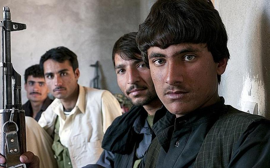 Meet American's newest allies in the war in Afghanistan, a group of former insurgents and criminals who switched sides this summer. U.S. commanders believe groups like these are a potential 'game-changer'; but Afghanistan's history of warlordism means the groups are not without considerable risk.