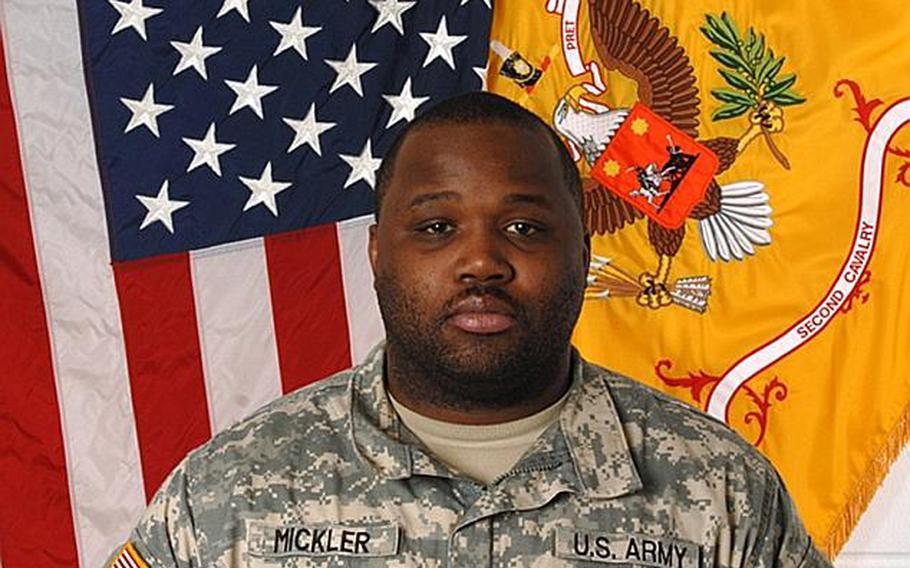 Cpl. Donald R. Mickler Jr.