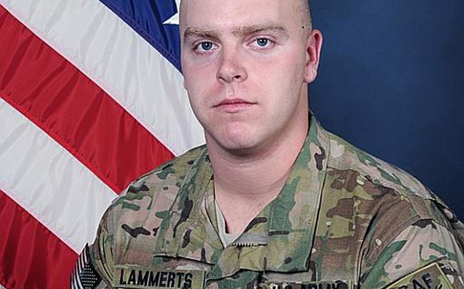 Sgt. Michael S. Lammerts