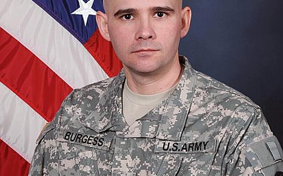 Sgt. Scott H. Burgess