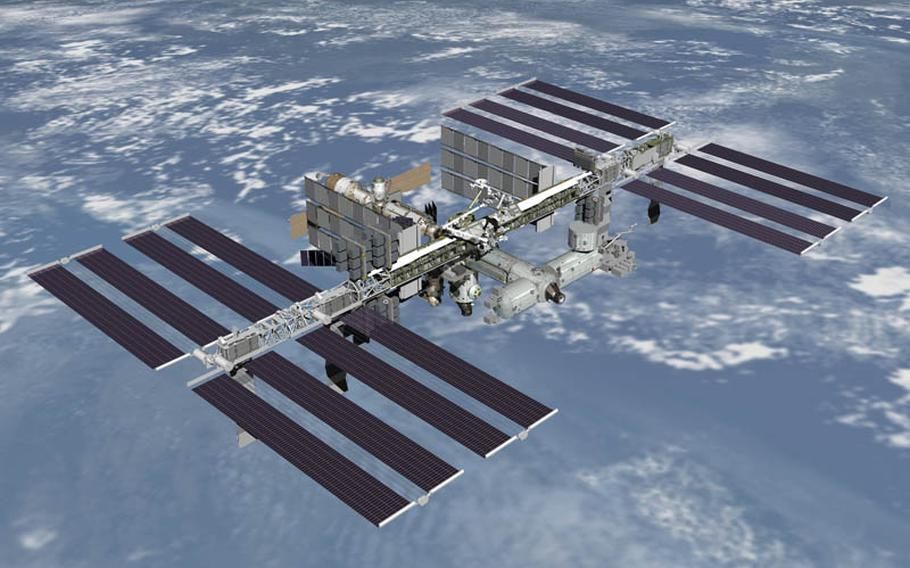 With work on the International Space Station complete, the space shuttle mission is coming to an end on Friday.