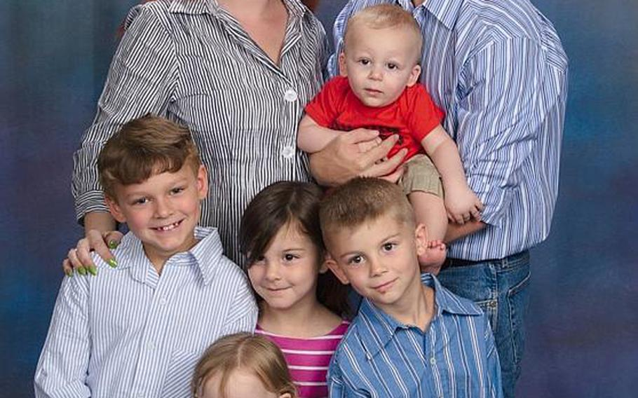 Sgt. James Coleman?s wife and five children live at Fort Drum, N.Y.
