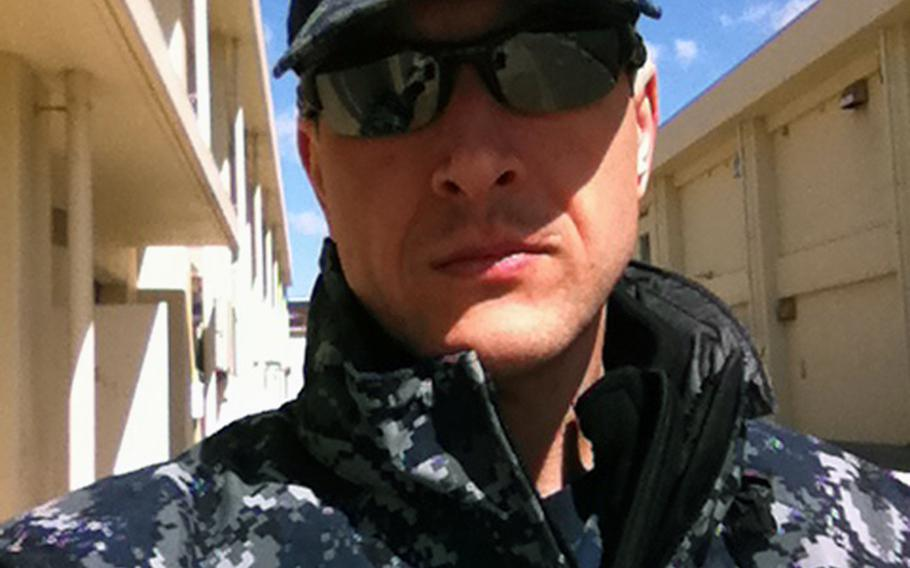 Mike Sebourn says that he and his 10-year-old son suffered nose bleeds, headaches and nausea in the immediate aftermath of the Fukushima nuclear plant disaster in 2011. The command fitness leader in charge of physical training at Naval Air Facility Atsugi said he later mysteriously lost 70 percent of his strength on the right side of his body and experienced debilitating pain. He is one of 50 sick sailors and Marines who are suing the Japanese utility TEPCO for allegedly lying to the U.S. military about the dangers they faced from the nuclear plant.