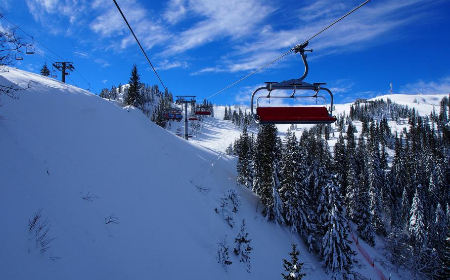 Jahorina ski resort boasts a relatively modern lift system and remnants of the 1984 Olympic Winter Games, hosted by Sarajevo before the bloody breakup of Yugoslavia.