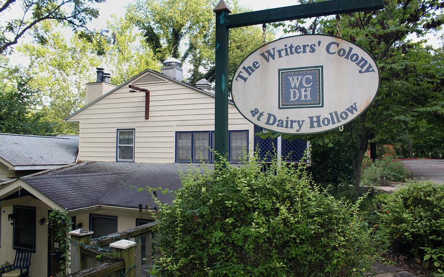 The Writers Colony at Dairy Hollow hosts a residency program open to writers of any genre, artists or composers for short or long-term stays. There is a vibrant, well established arts community in Eureka Springs. Aisha Sultan/St. Louis Post-Dispatch/TNS