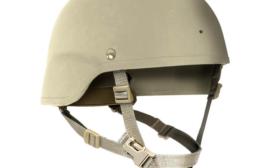 The Advanced Combat Helmet Generation II is 24 percent lighter than its previous version.