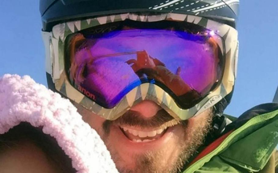 Mathew Healy, a physician assistant working on Okinawa, is believed to have perished in an avalanche while skiing near the Happo-one ski resort in February.