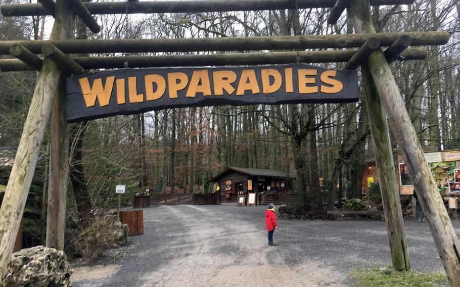 Entrance fees at The Wildlife Park in Tripsdrill are 11 euros for adults and 7.50 for children.