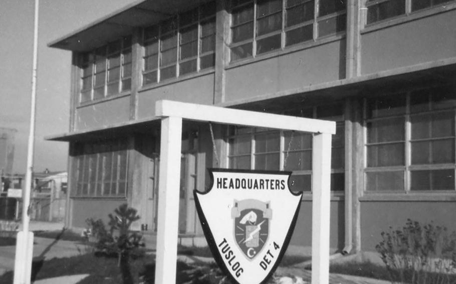 The headquarters building for the Turkish U.S. Logistics Group -- Detachment 4 in Sinop, Turkey.