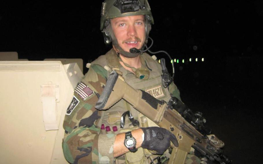 Gunnery Sgt. Daniel Price was posthumously awarded the Silver Star for his heroic actions in Afghanistan in 2012.