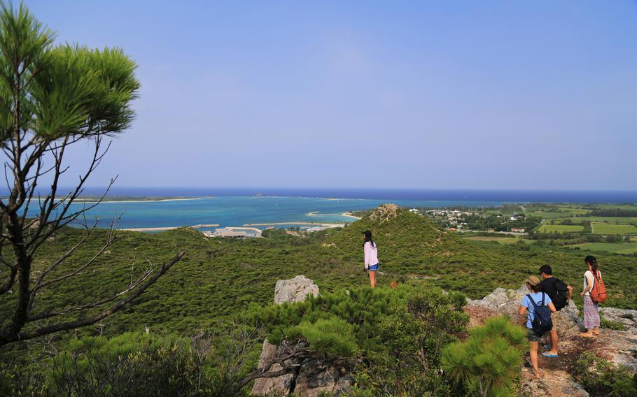 For those looking to escape the larger crowds of Naha or Okinawa City, Izena provides an easy getaway for anyone in search of adventure -- or simply a weekend away from home.