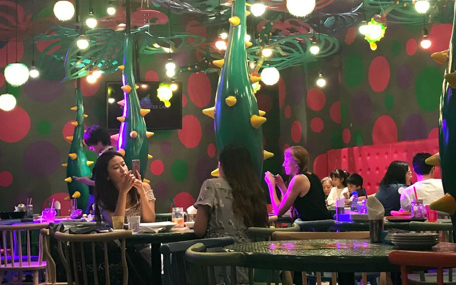 """Kawaii Monster Cafe is a popular Tokyo attraction among both foreign tourists and locals looking to experience the """"Cool Japan"""" aesthetic."""
