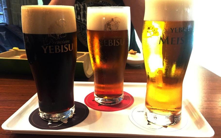 As most shops and restaurants throughout Japan sell only the classic variety of Yebisu, the diverse lineup of draft beers at the museum's tasting salon is sure to delight any Japanese beer enthusiast.