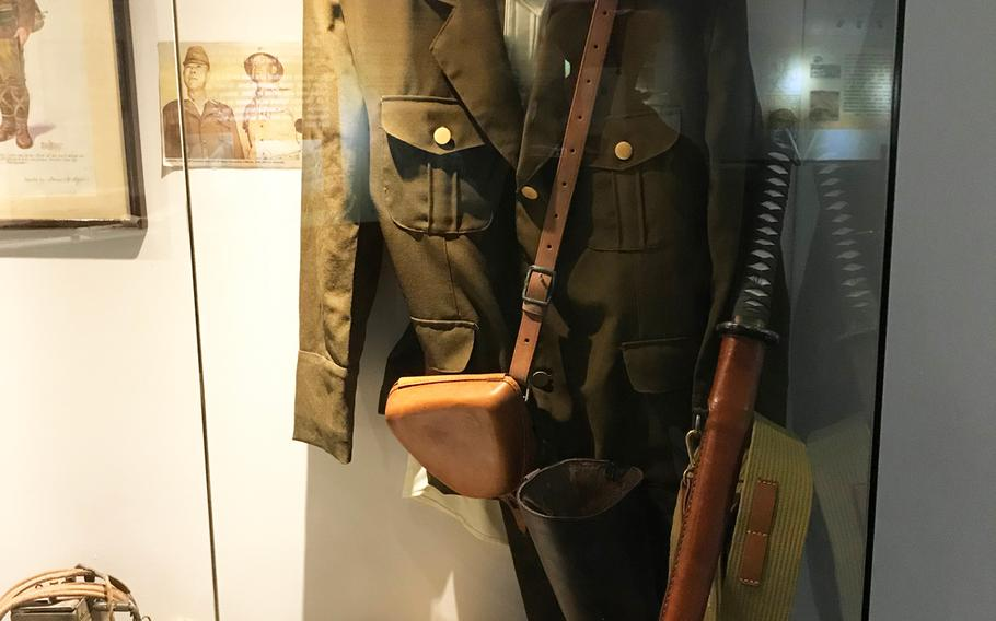 Visitors to the Clark Museum in the Philippines can learn about the first American soldiers who were stationed in the country.