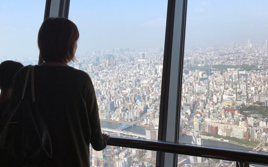Six years since its opening, Skytree remains one of the most popular tourist attractions in Tokyo, with long lines of visitors waiting to take in the view from the tower's observation floors on weekends.