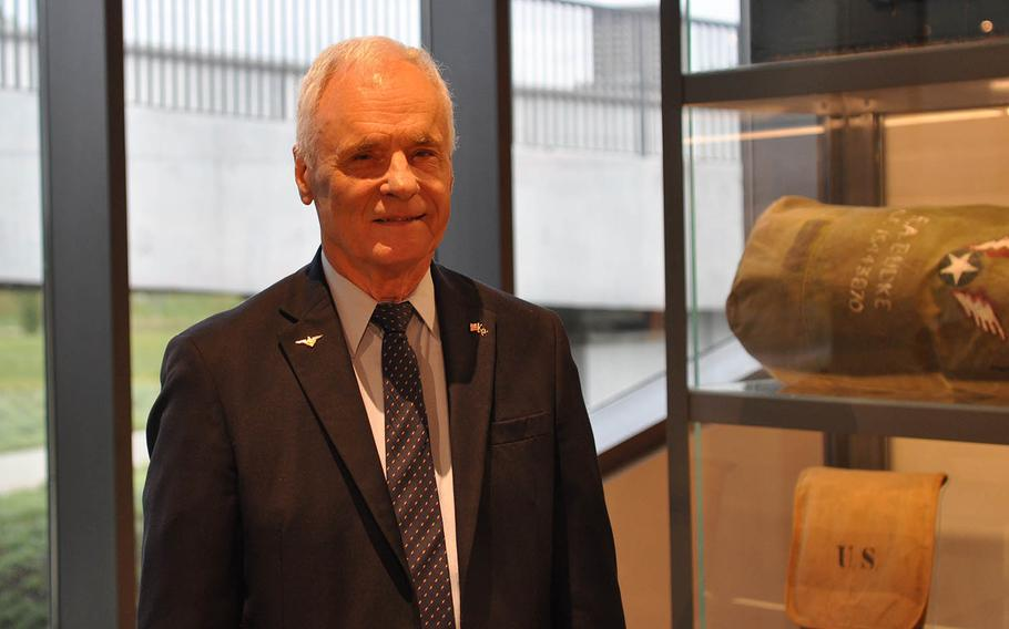 Thomas Moe, a retired Air Force colonel, helped with plans for the new National Veterans Memorial and Museum and is featured in one exhibit. Moe, a former fighter pilot, was kept as a prisoner of war in Vietnam for five years. When he was released, he continued flying with the Air Force for 12 years.