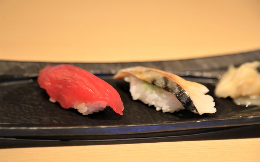 Waryu Sushi Shuna on Okinawa offers diners the chance to experience a high-end sushi meal at an affordable price.
