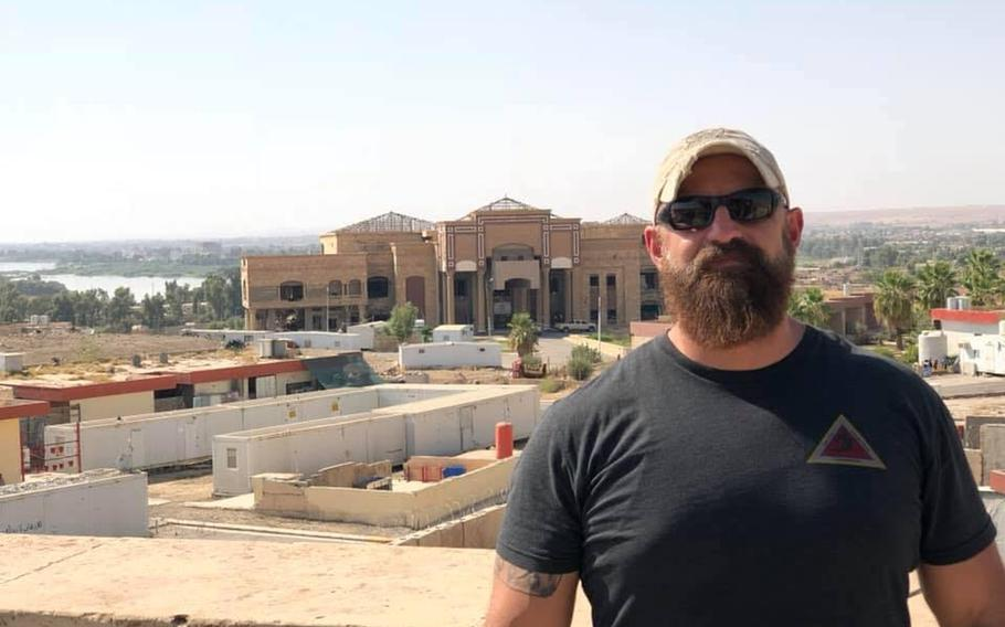 Lockheed Martin contractor Richard Rodriguez, a 20-year Army veteran and Green Beret, was pronounced dead Jan. 4, 2019, after a physical altercation involving multiple active-duty servicemembers on New Year's Eve in Iraq.