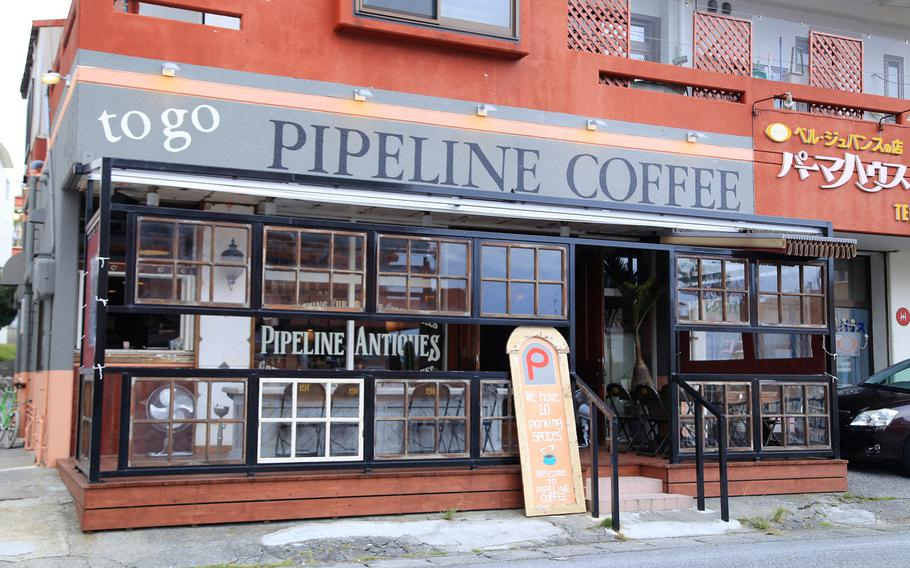 Housed inside a former antique shop, La Polleria Pipeline Coffee combines two distinct concepts into one business.