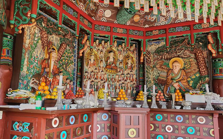 Mangisa Temple remains a popular location for practicing Buddhists to make spiritual pilgrimages.
