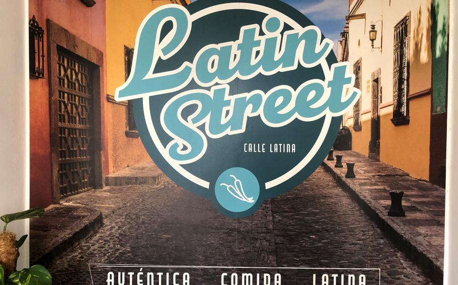 Latin Street on Clay Kaserne is officially open after a grand opening celebration in April.
