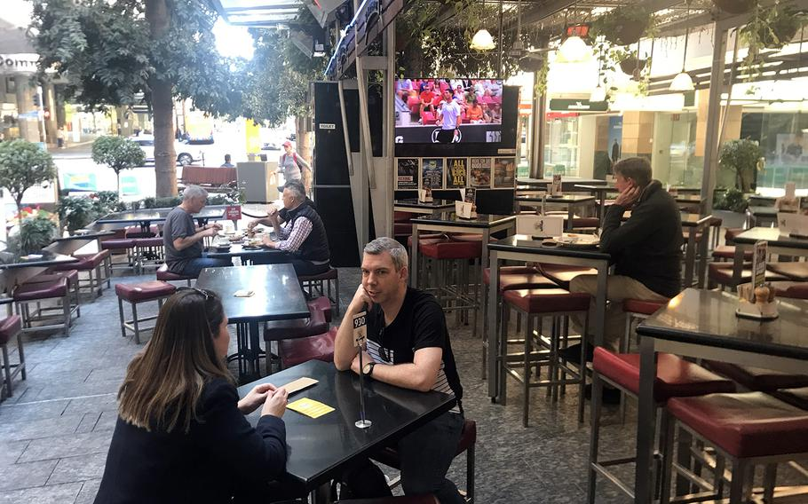The Pig 'N' Whistle sports bar in Brisbane, Australia, is open 24/7 and serves breakfast from 7 a.m.