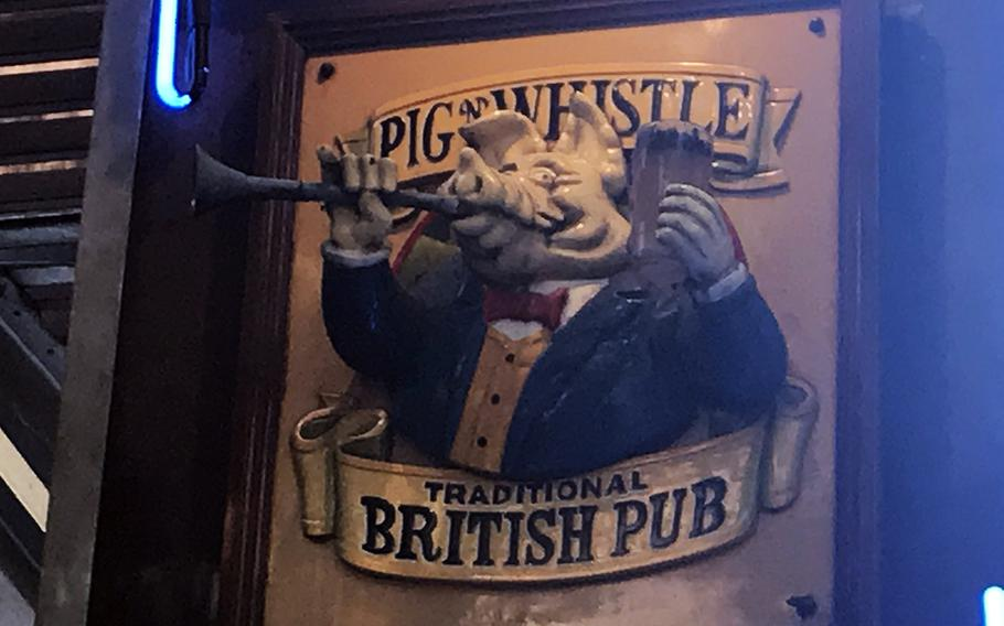 Pig 'N' Whistle is a chain of bars in Australia and New Zealand that screen sports 24 hours a day, seven days a week.
