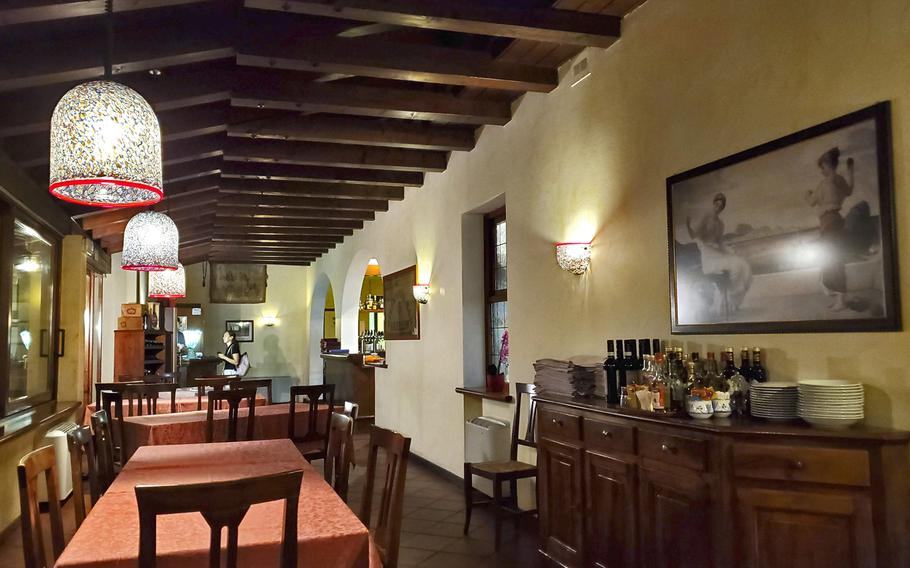 Cellini Ristorante & Pizzeria is a place you don't want to miss because the food is amazing and it offers an atmosphere to match the food quality.