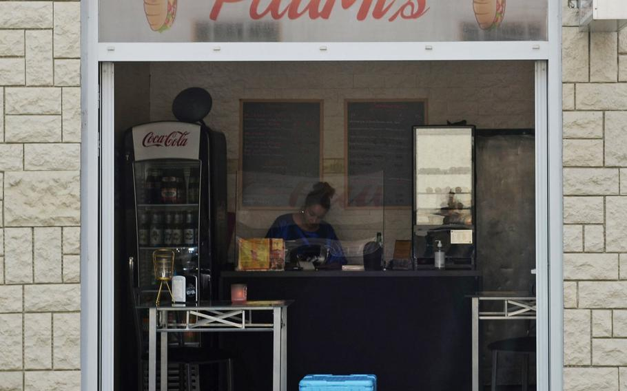 PauMi's Sandwiches & more in Wiesbaden, Germany, is a short trip from the U.S. Army base at Hainerberg.