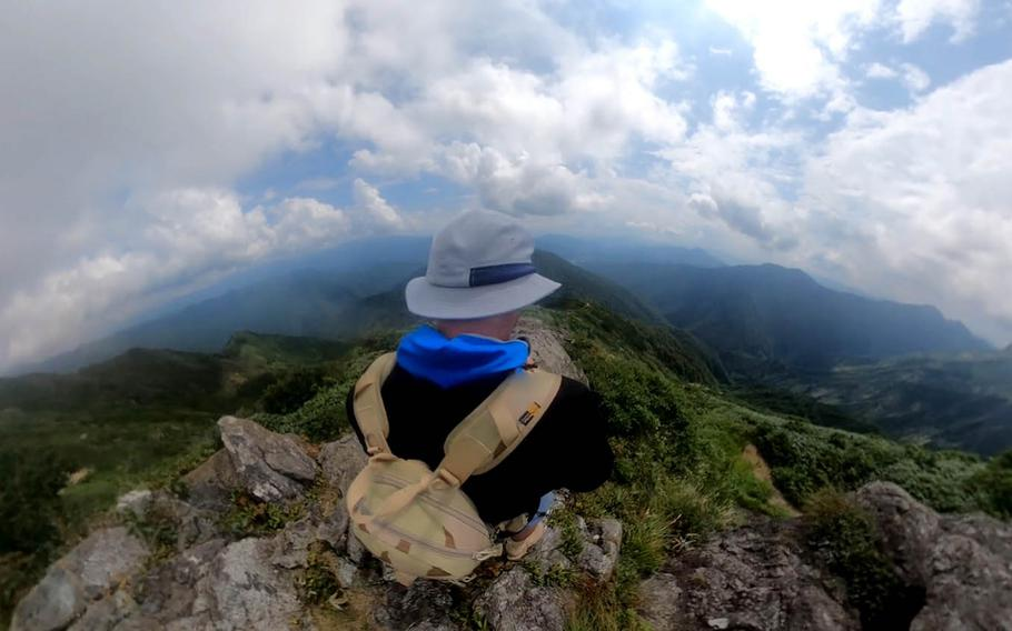 Scaling Mount Tanigawa, a 6,486-foot peak bordering Japan's Gunma and Niigata prefectures, can be a fun but challenging outing under proper conditions.