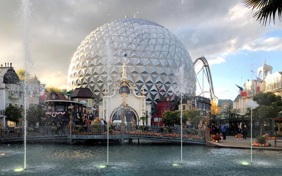 Europa Park, in Rust, Germany, looks a little like Disney World and has plenty of rides to suit most everyone.