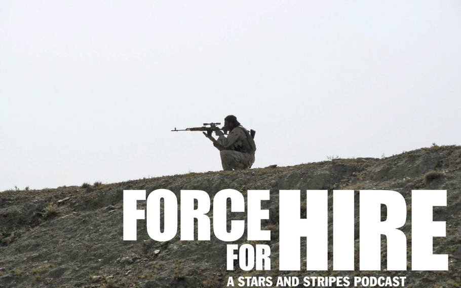 Force for Hire can be found anywhere podcasts are available.