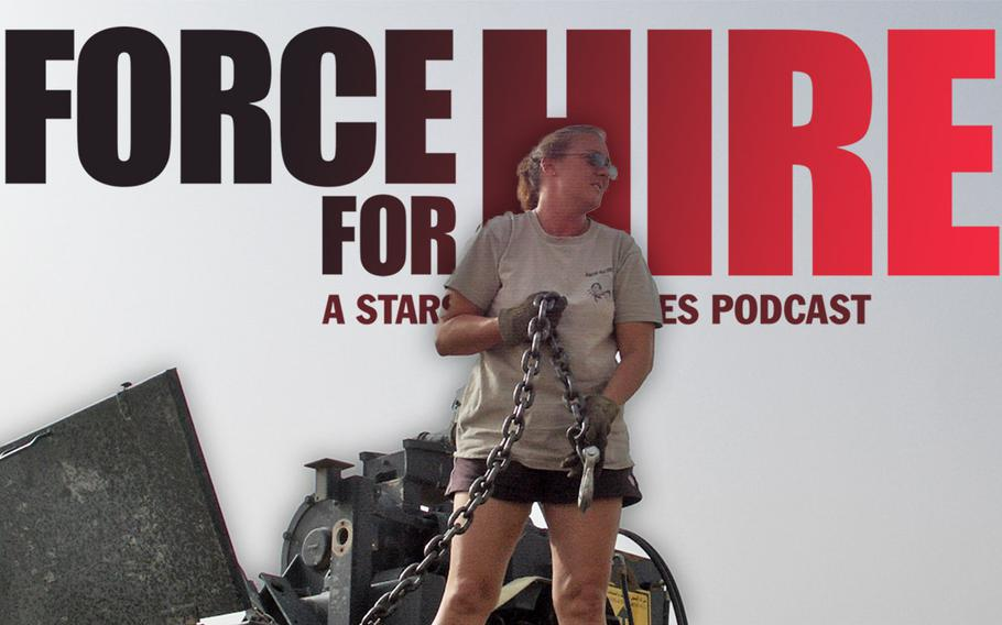 In this episode, war zone trucker Cindy Waldron discusses her experiences in Iraq in a raw, unfiltered look back at a singularly unique career.